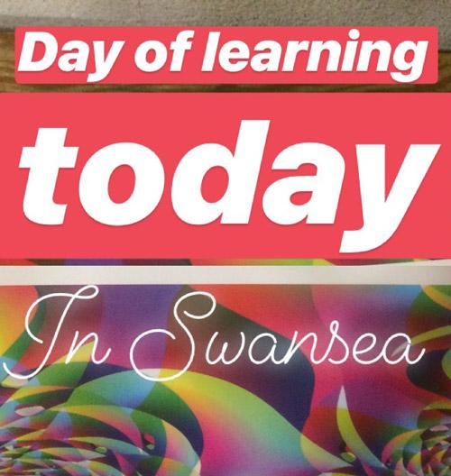 Creative and Credible Evaluation Training, Singleton Hospital, Swansea, 5 & 6 December 2018