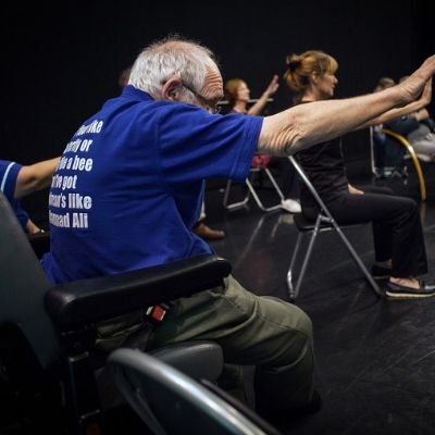 Dance and Health in Wales