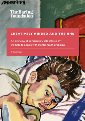 Baring Foundation Creatively Minded and the NHS